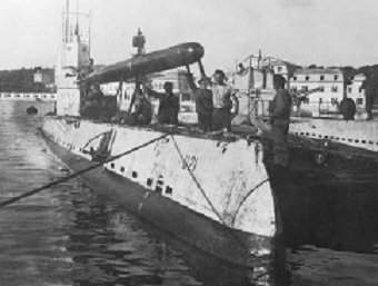 Glorious Hungarian submarines