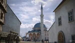 Pécs in the ottoman era