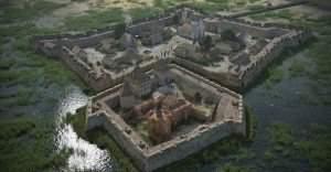 Szigetvár castle