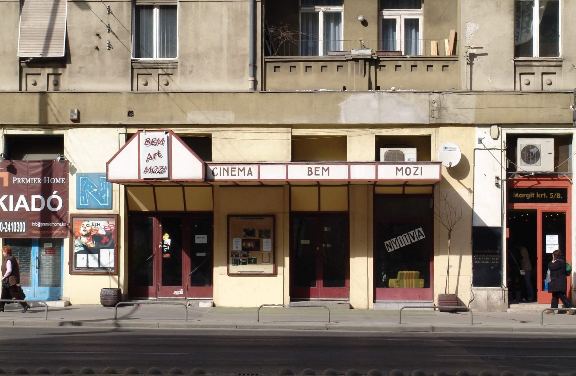 Legendary Bem cinema reopened in Budapest