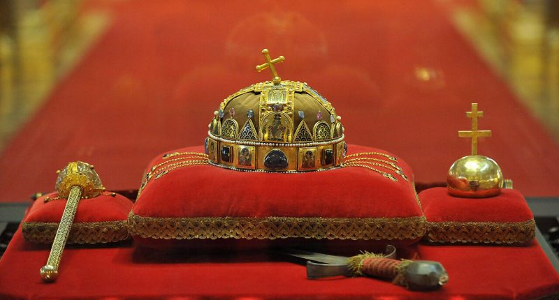 Holy Crown Hungary