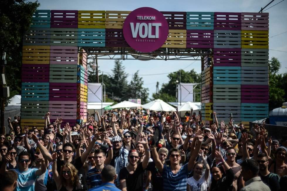 Telekom VOLT Festival added eight new names to the already fantastic line-up