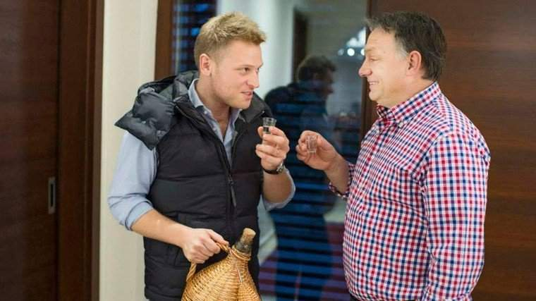Slovak media writes about the dubious expansion of PM Orbán's son-in-law in Slovakia