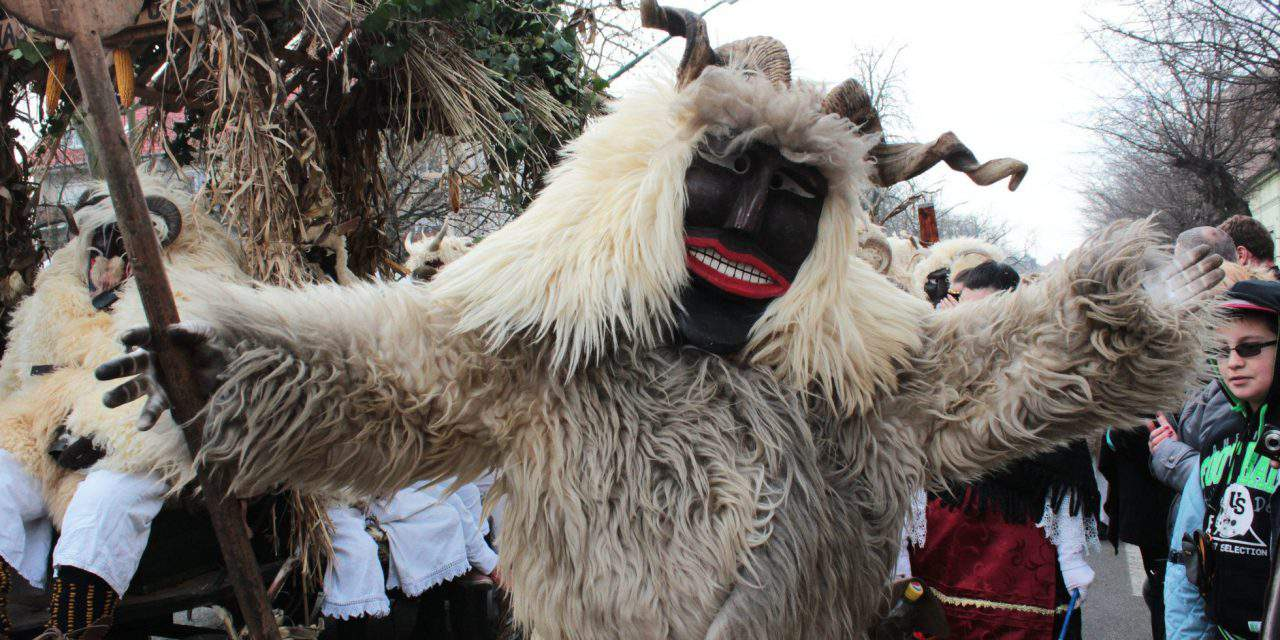 Traditional ways to say Goodbye to Winter: Carnival time in Hungary!
