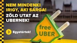 uber green taxi