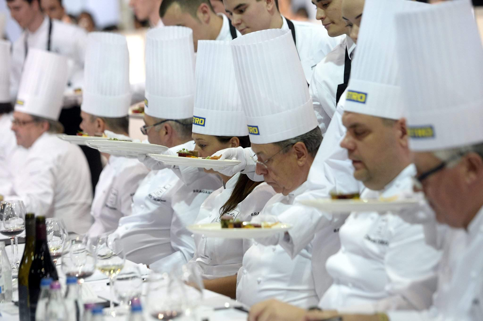 Tamás Széll, chef of Onyx Restaurant will represent Hungary in the European finals of Bocuse d'Or
