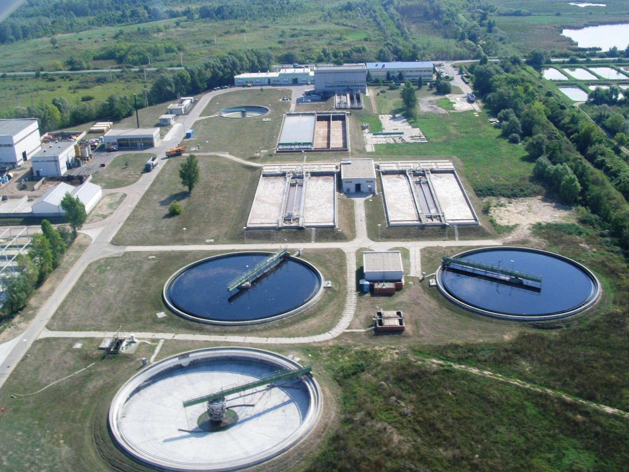 Viztec technology cuts emissions, power consumption at sewage treatment plants
