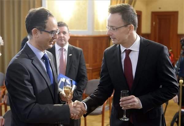 Szijjártó: Bosch to invest EUR 61m in Hatvan plant