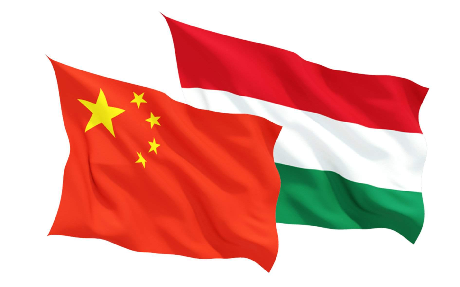 china hungary flag