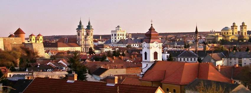 eger city hungary