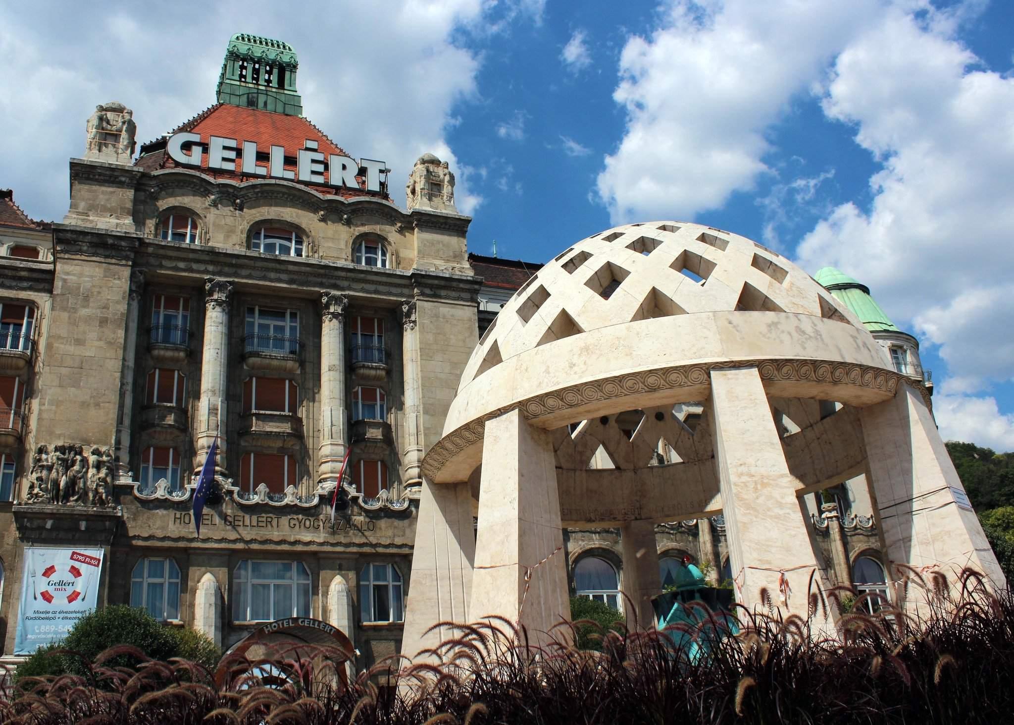 Gellért Hotel regains its former glory after renovation
