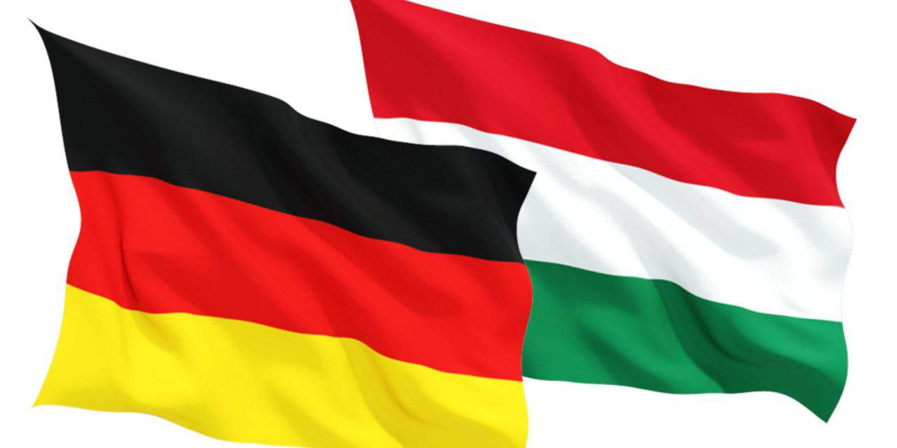 German-Hungarian business chamber's gauge of confidence rises further