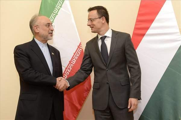 Hungary to further develop nuclear cooperation with Iran