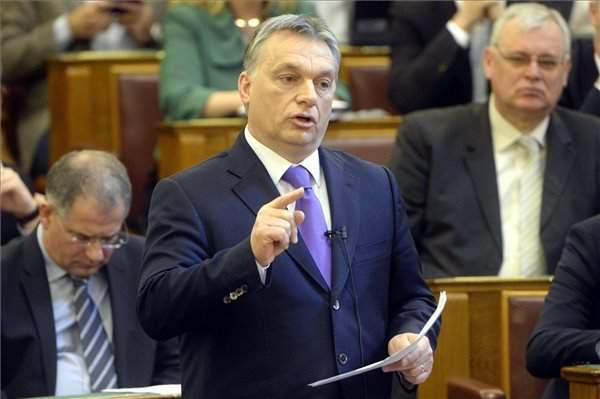 Orbán: Mandatory quota system must be blocked