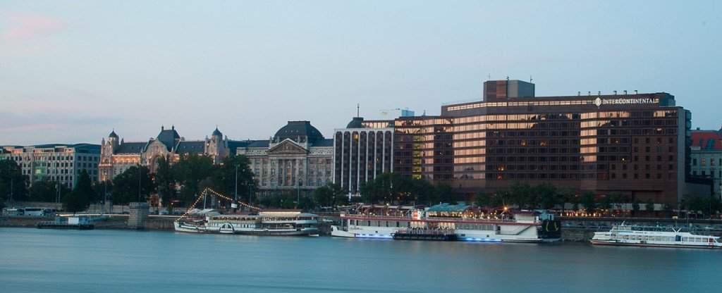 InterContinental Budapest hotel