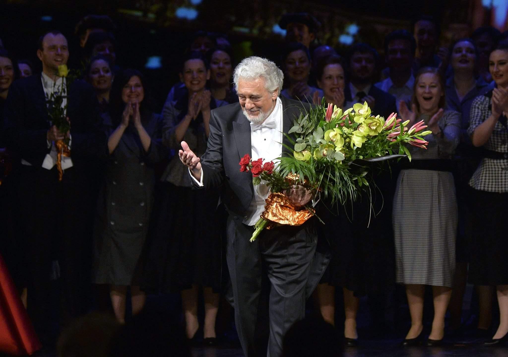 Plácido Domingo in Hungary – Photos, Video