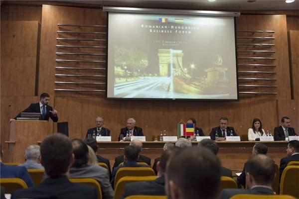 Hungarian-Romanian business forum held