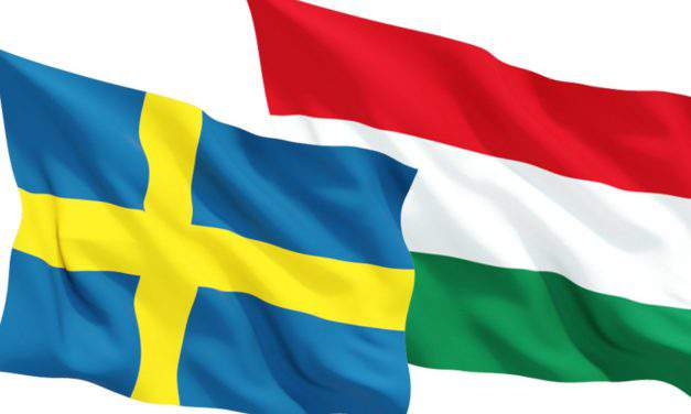 Hungarian foreign minister summons Swedish ambassador