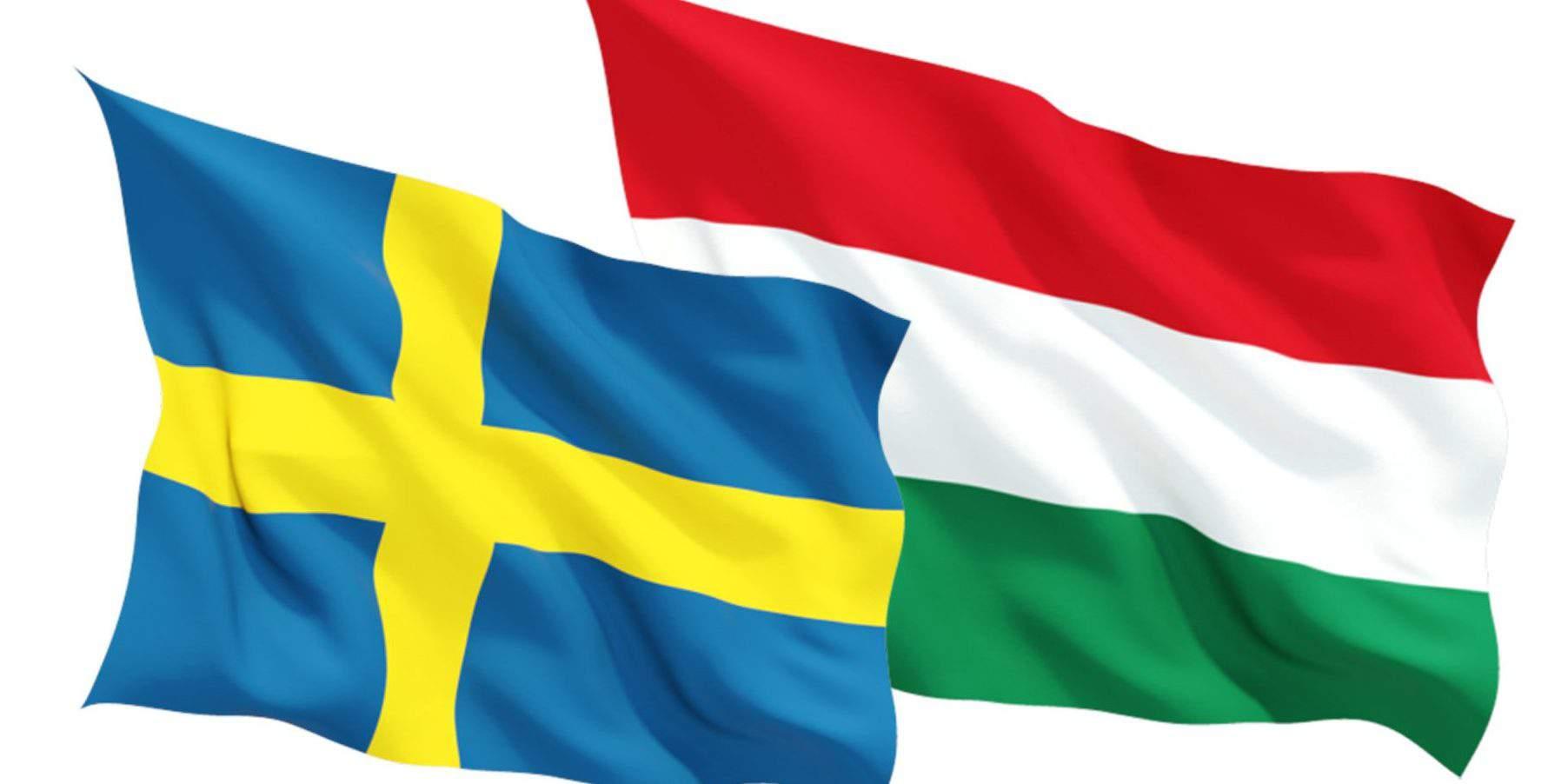 sweden hungary