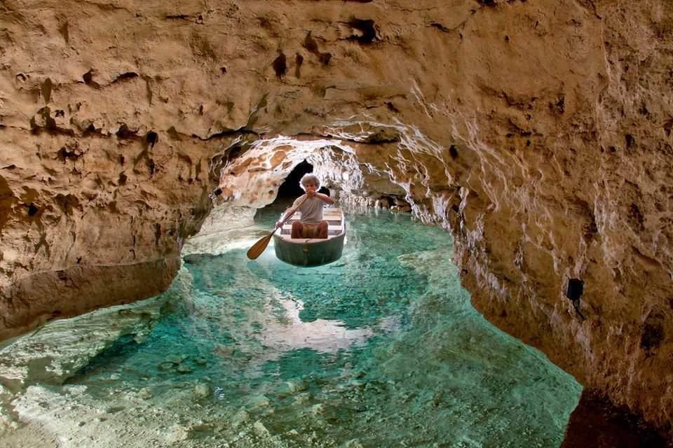 Tapolca's pride: The Lake Cave