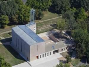 templom - újpalota, boldog sára