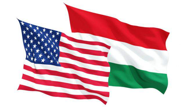 Hungarian FM holds talks with US company executives