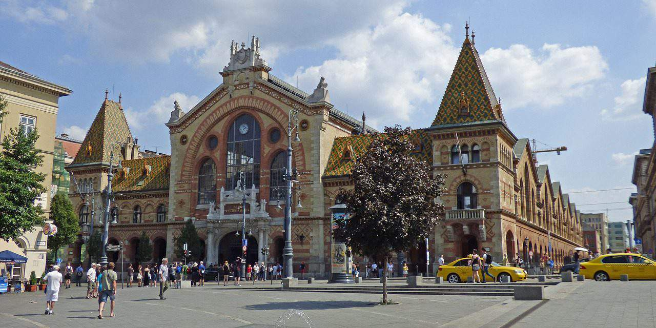 15th of February – The opening of the Great Market Hall