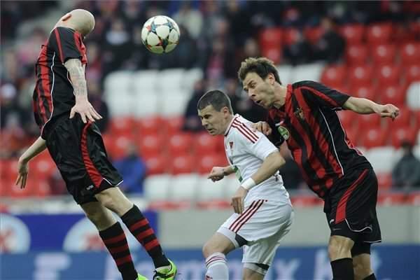 Hungarian Football League – Round 25: Honvéd shock Loki as MTK take second spot – VIDEOS