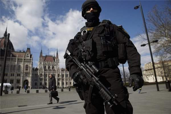 Counter terrorism Center Hungary