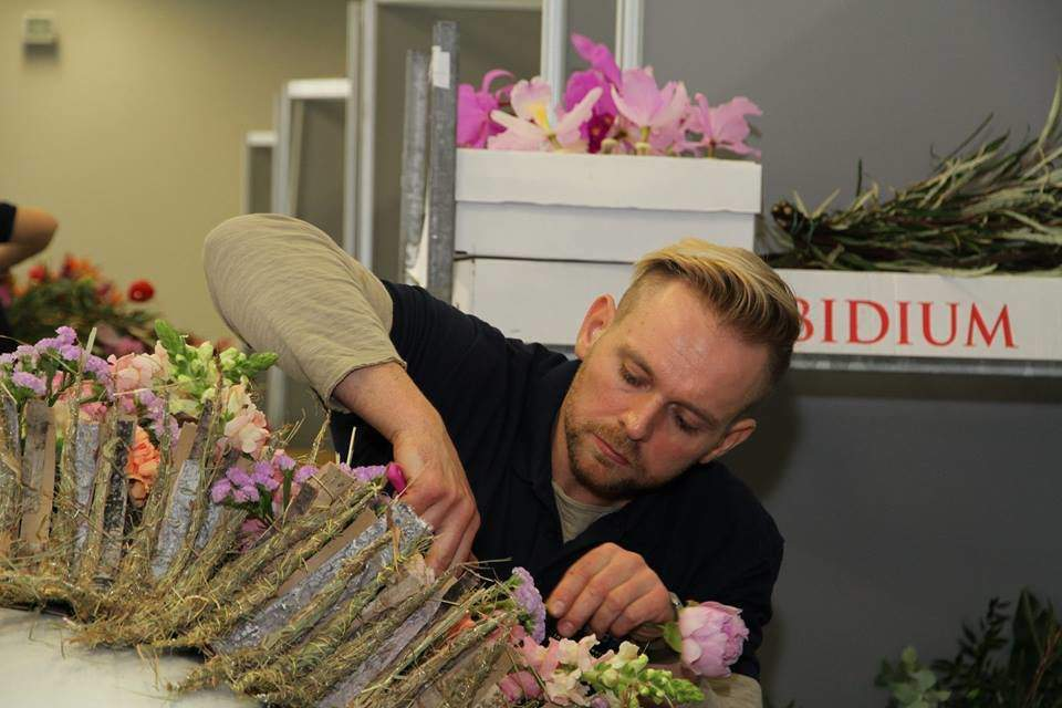 Europe's best florist is Hungarian