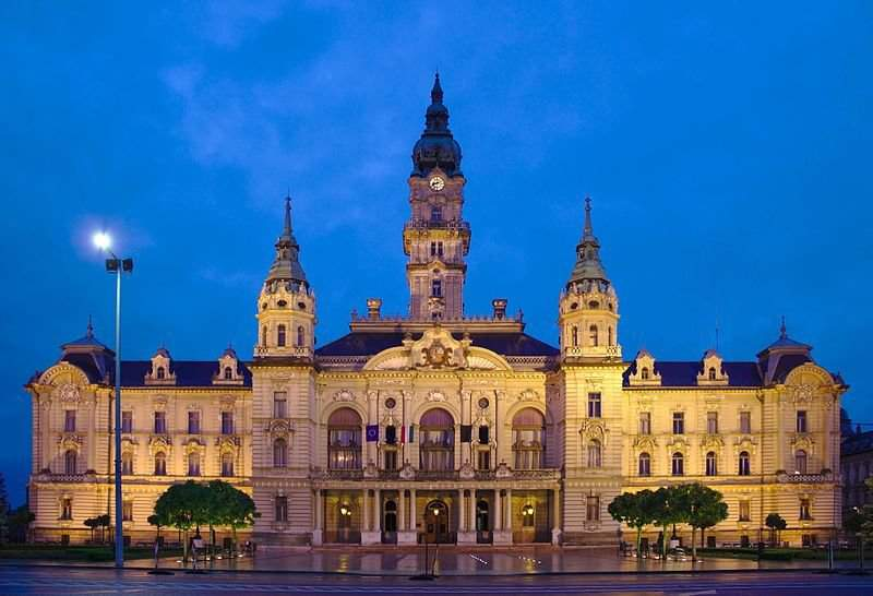 5 things you did not know about the city of rivers: Győr