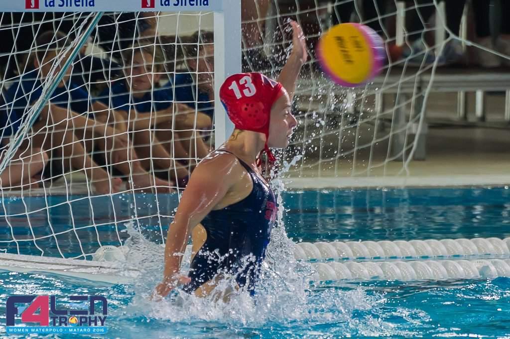 Hungerit-Szentes win bronze in the women's LEN Cup