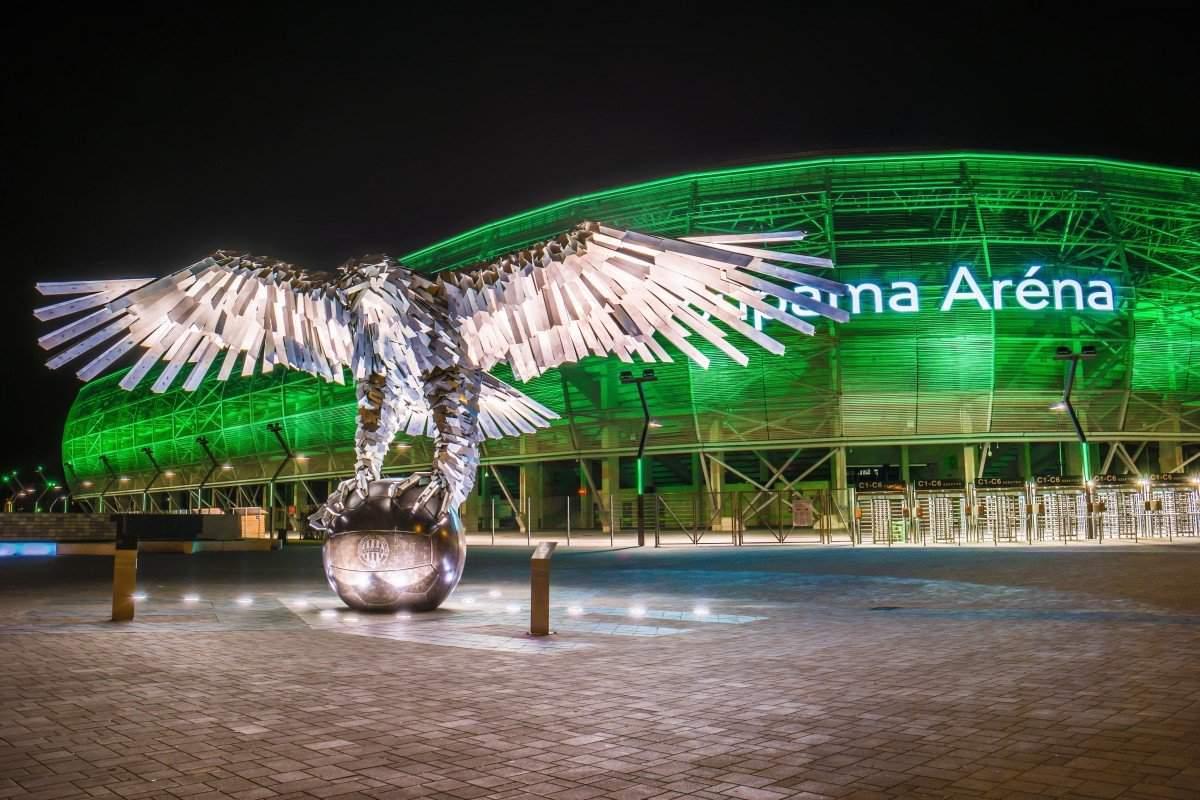 groupama arena stadium