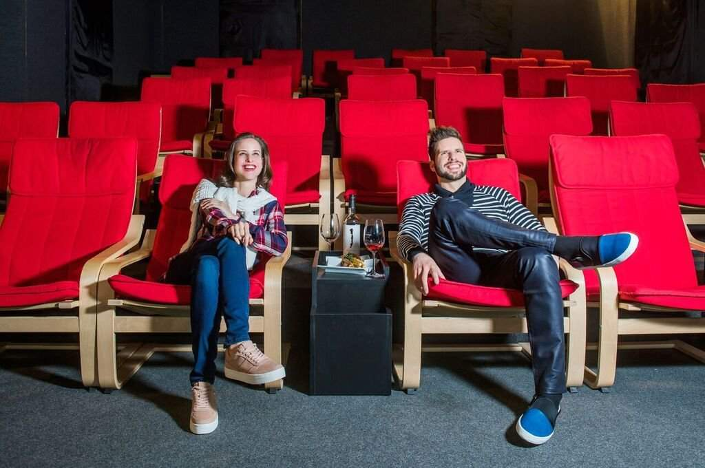 Europe's first wine cinema opens in Hungary