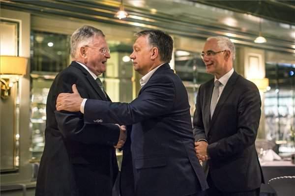 Orbán holds talks with CDU politician in Stuttgart