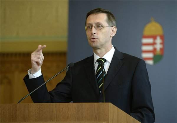 Varga meets US Coordinator for Sanctions Policy