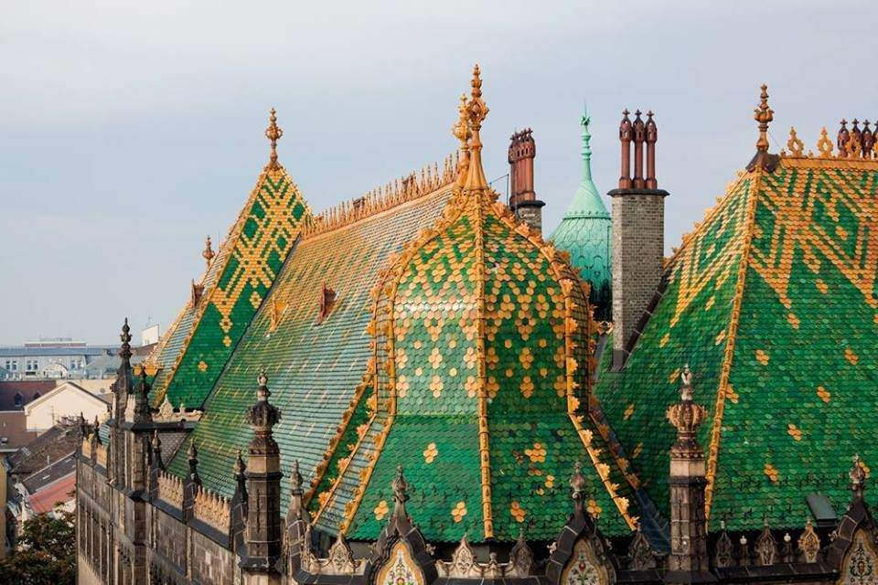 Hungarian Museum Of Applied Arts Joins International Art Nouveau Network Daily News Hungary