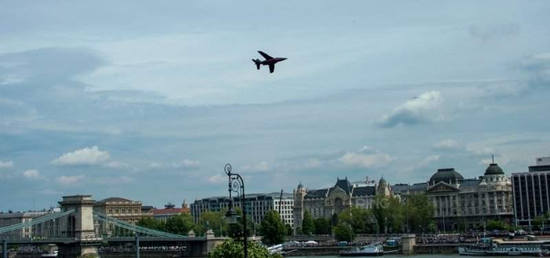 Great Race IV on the 1st of May – Terrestrial and aerial parade in Budapest