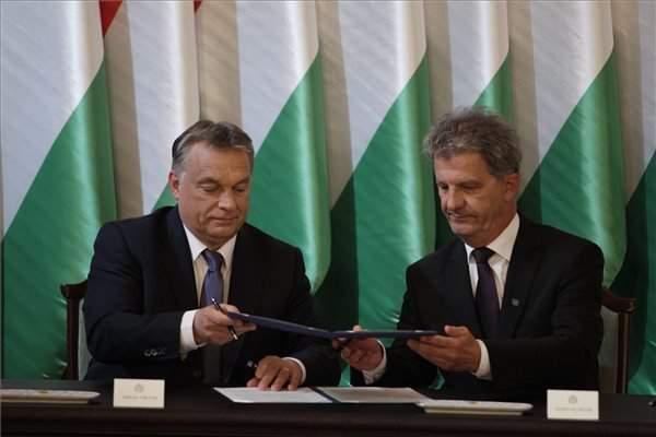 Orbán: Békéscsaba to get EUR 48m in development funding