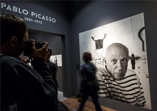 Budapest Picasso exhibition to show over 100 works