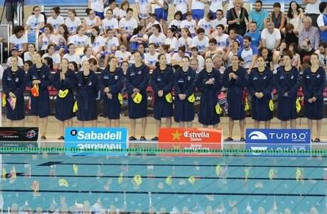 Hungarian girls win silver medal in Water Polo Euroliga