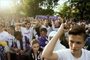 újpest-fans-football