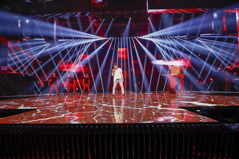 Freddie got into the Grand Final of Eurovision – VIDEO