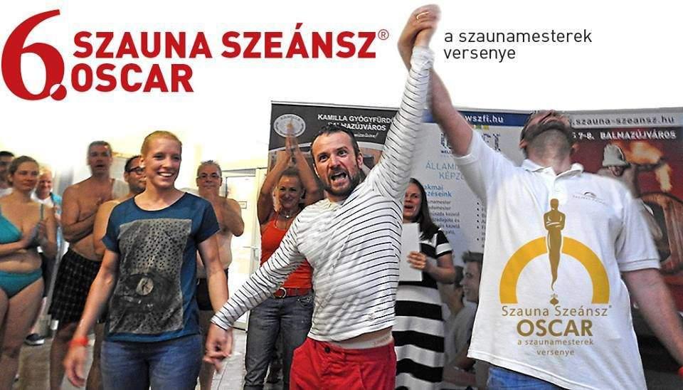 The best Hungarian sauna master won an Oscar