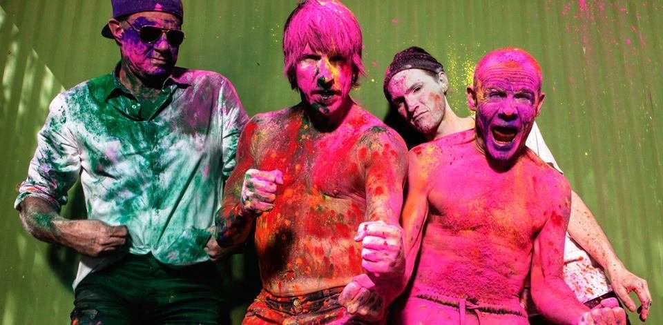 Red Hot Chili Peppers: two concerts in Budapest