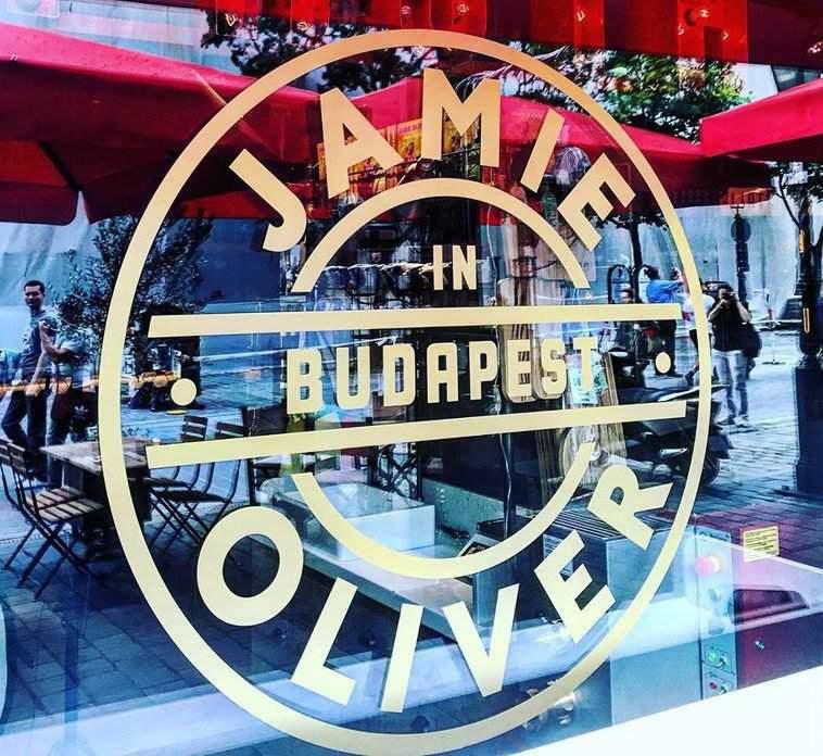 Jamie's Italian Budapest opens this Friday