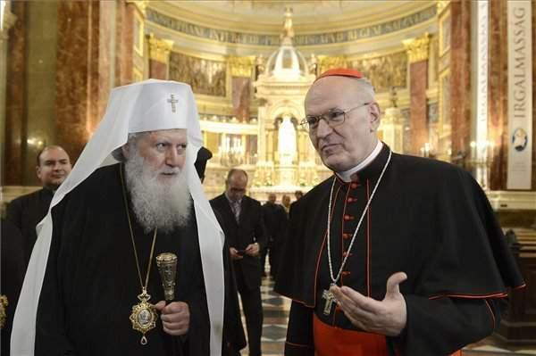Patriarch of Bulgaria visits Hungary