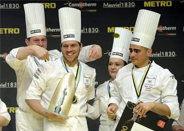 Hungary wins Bocuse d'Or European final – Photo gallery