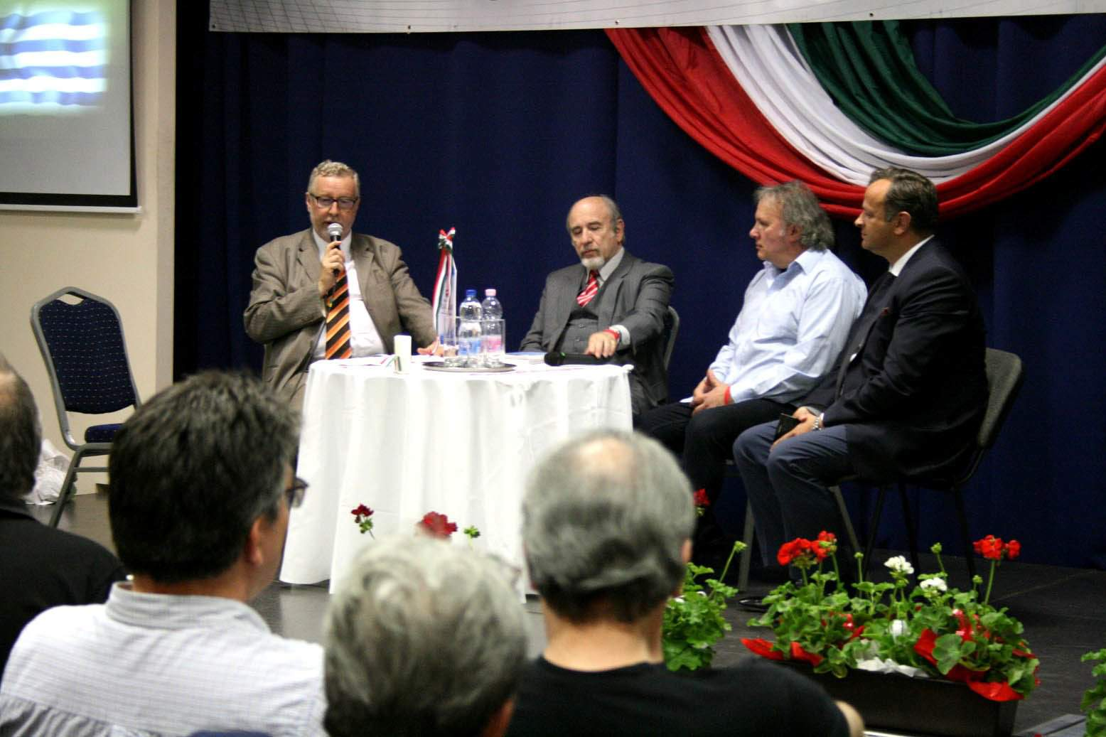 HTCC participated in the 6th Hungarians' World Meeting