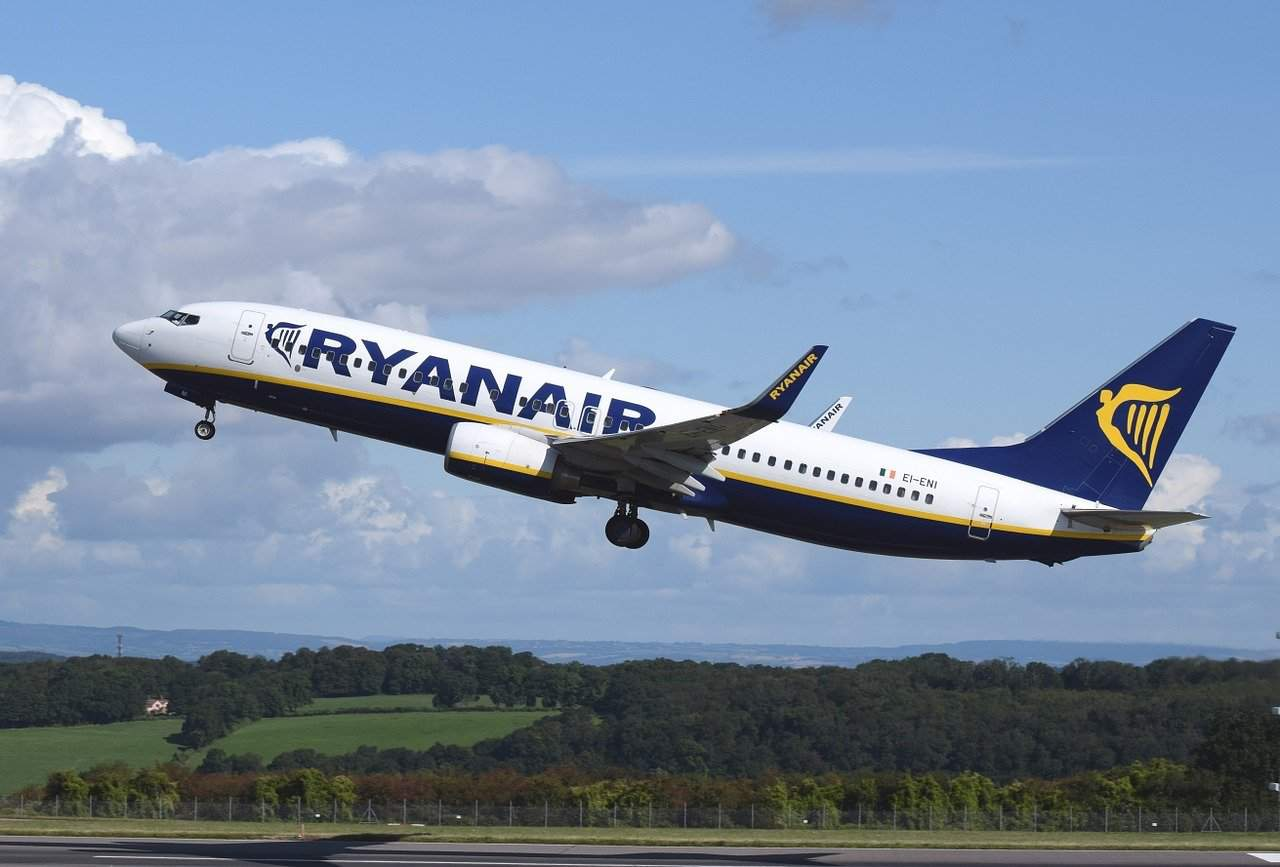 Ryanair cancels some Budapest flights because of strike